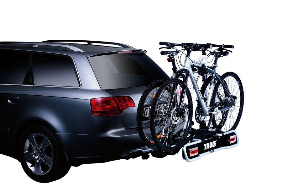 Transbike Suporte Engate 2 Bikes Thule EuroRide 941 + Frete