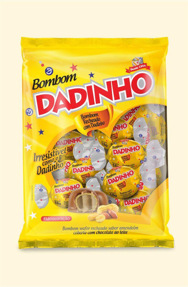 Bombom Dadinho - 900g