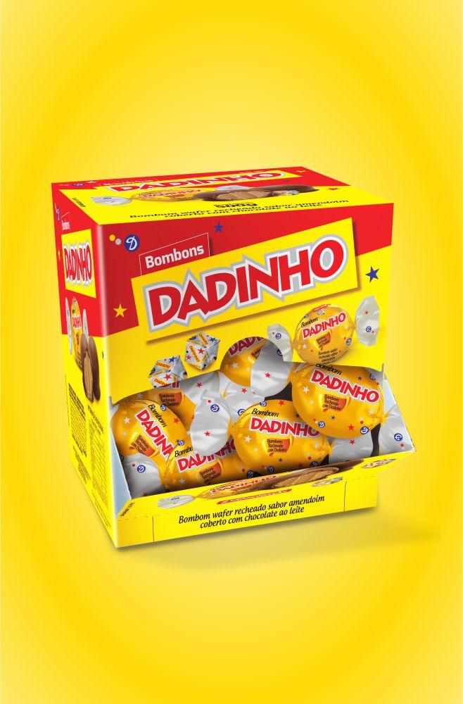 Bombom Dadinho Take One - 504g