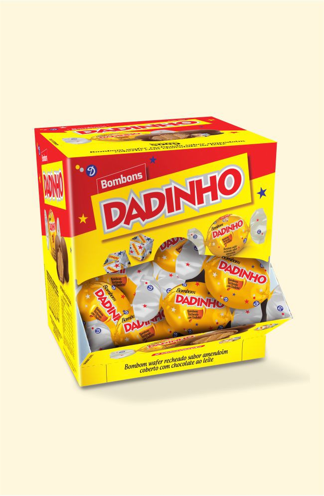 Bombom Dadinho Take One - 504g