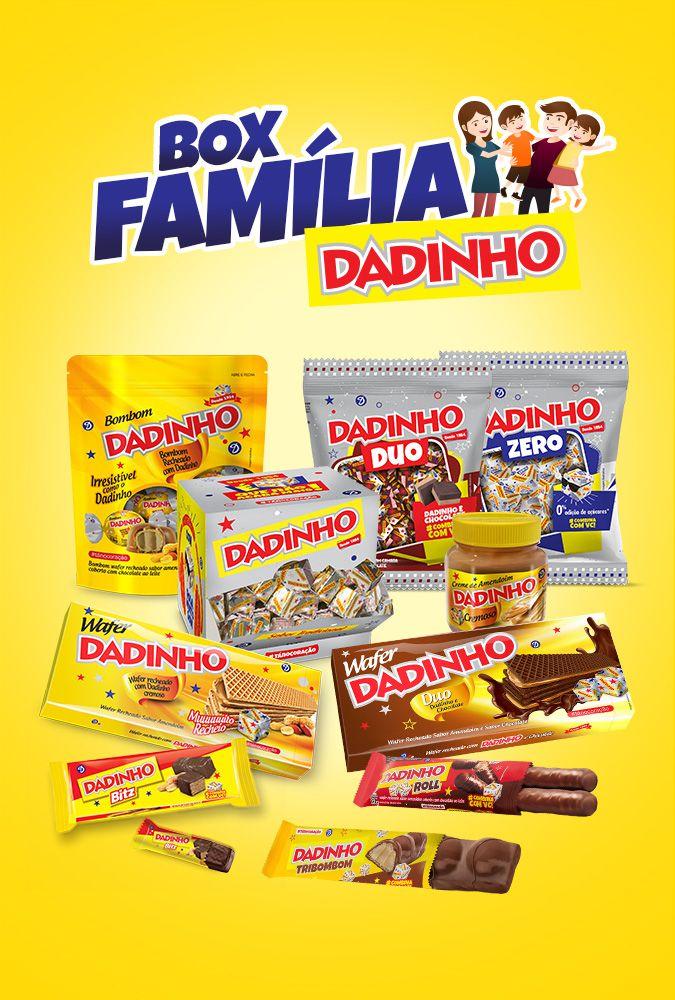 Box Família Dadinho