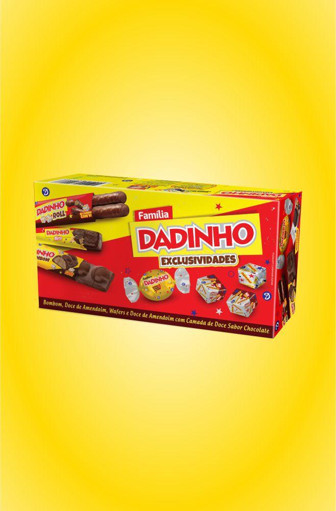 Caixa Família Dadinho Exclusividades - 185g