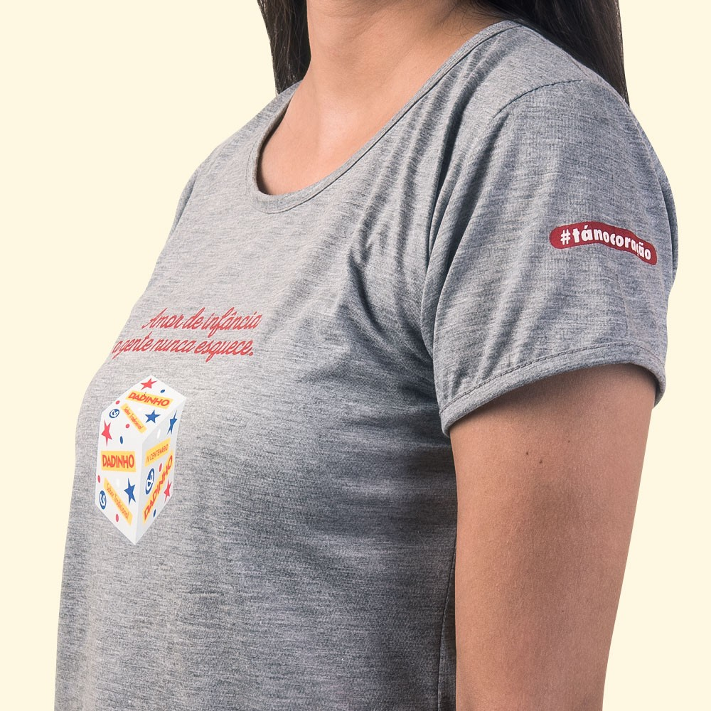 Camiseta Fem-Baby Look P