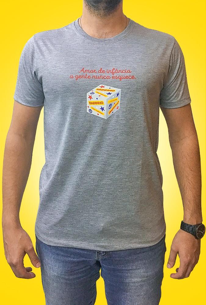 Camiseta Masc-Tam P