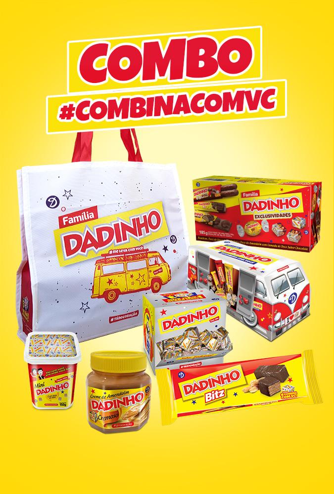 Combo #CombinaComVc