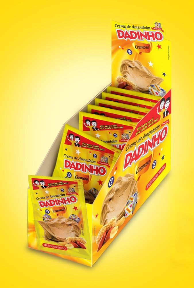 Dadinho Cremoso - 560g