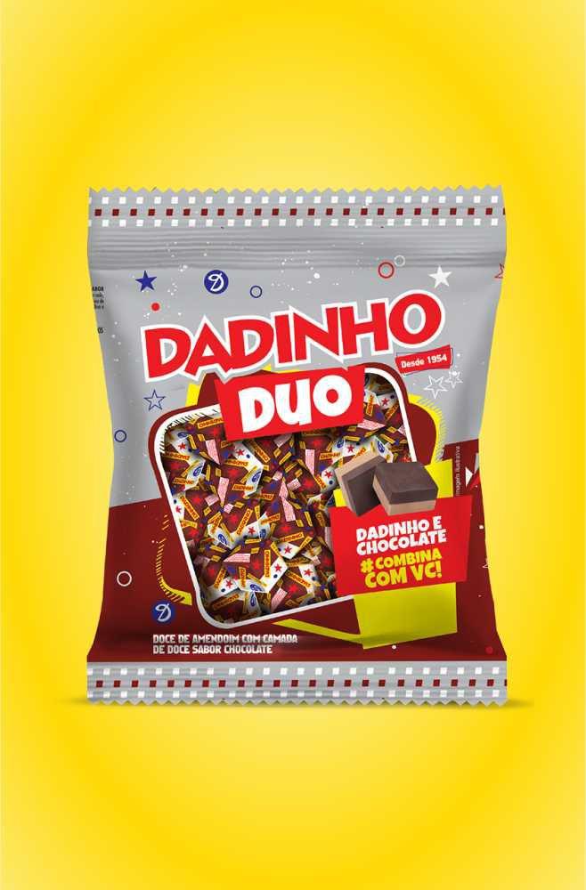 Dadinho Duo - 600 g