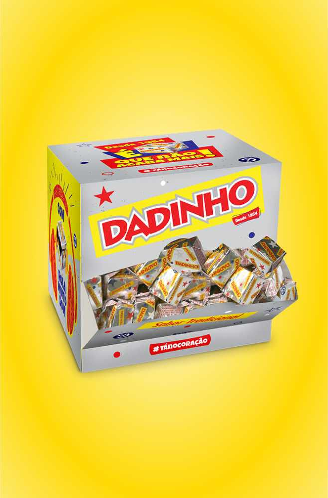Dadinho Take One - 240 g