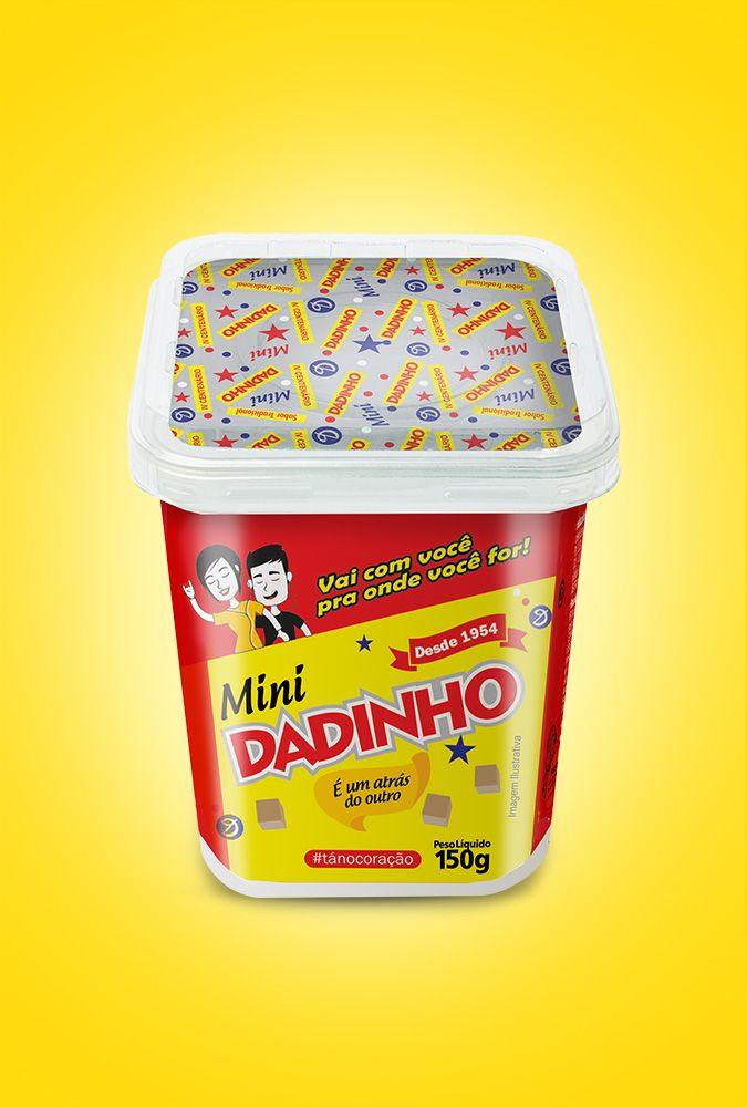 Mini Dadinho - 150g