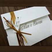 Convite Casamento Província