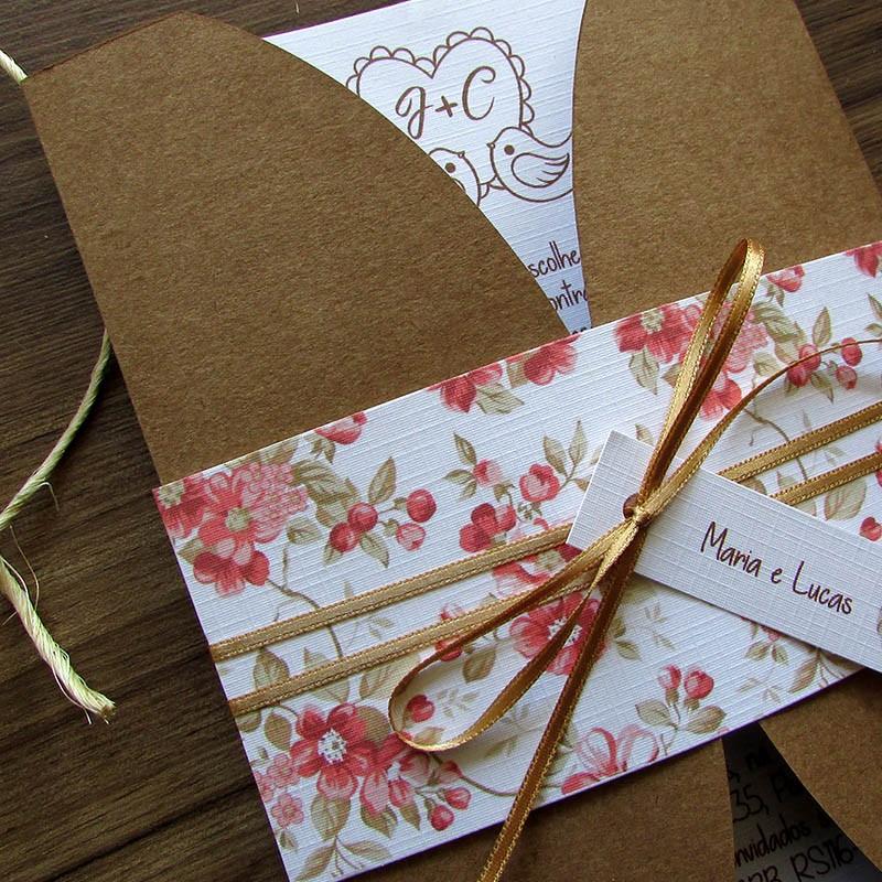 Convite Casamento Bem-querer