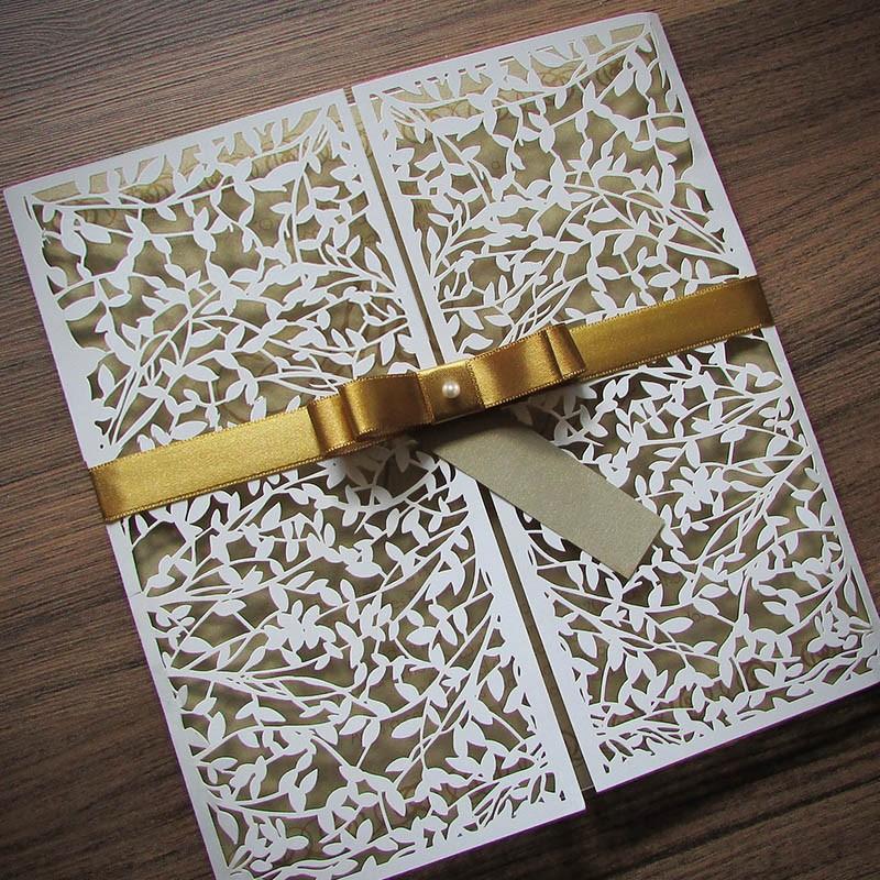 Convite Casamento Diamante