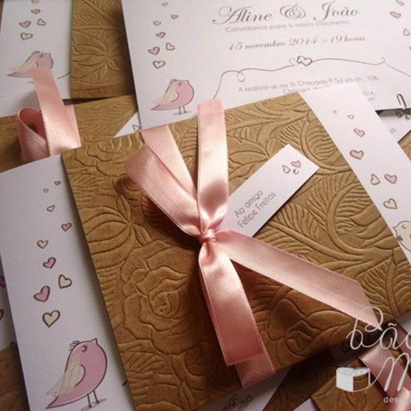 Convite Casamento In Love