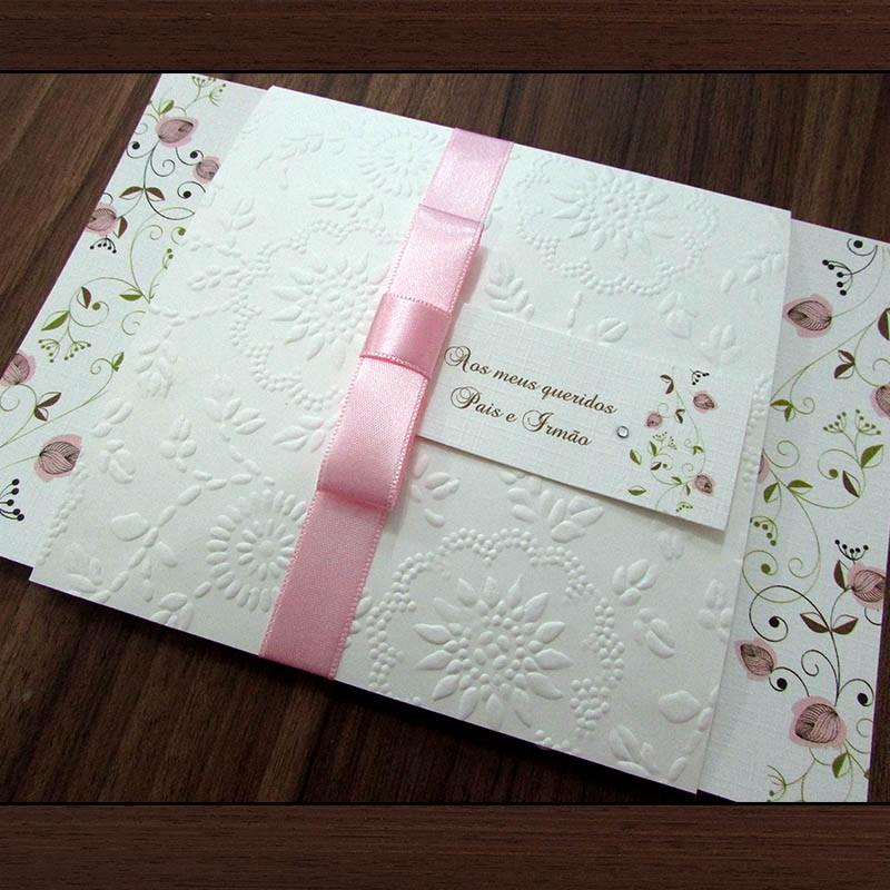Convite Casamento Maitê