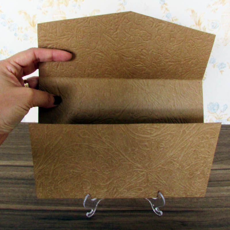 Envelope Carteira 15x21cm