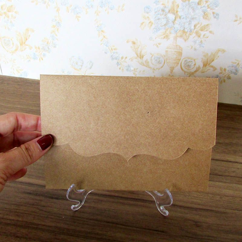 Envelope recortes 11 x 16cm