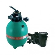 Filtro e bomba Dancor 1/2cv para Piscinas até 56.000L