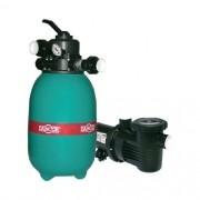 Filtro e bomba Dancor 1/3cv para Piscinas até 30.000L