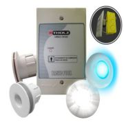 Kit Iluminação Piscina Basic 18m² - Tholz