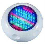 Refletor LED 70 pontos RGB ABS Brustec