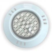 Refletor Power LED 5w RGB ABS Brustec