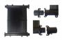 Aquecedor Solar TekSol-30 (3,00x0,33m) - Sol e Água Piscinas e Acessórios