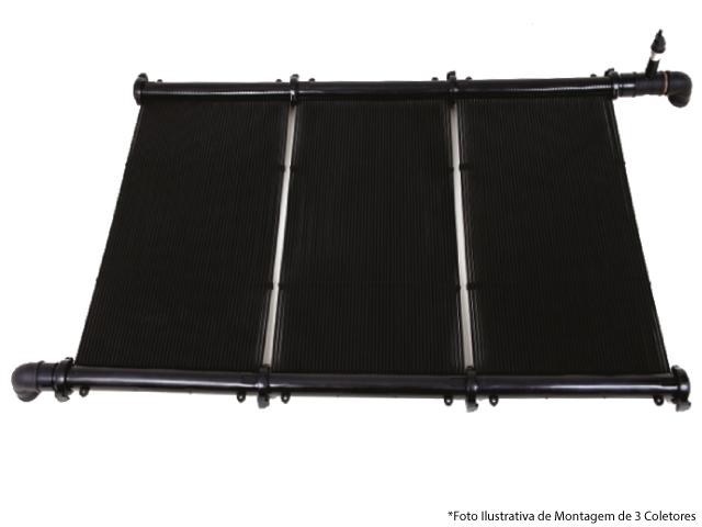 Aquecedor Solar KSD 4000 (4,0m²)