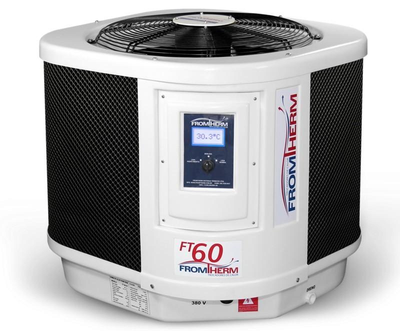 Bomba de calor Fromtherm F60 - 60.000L