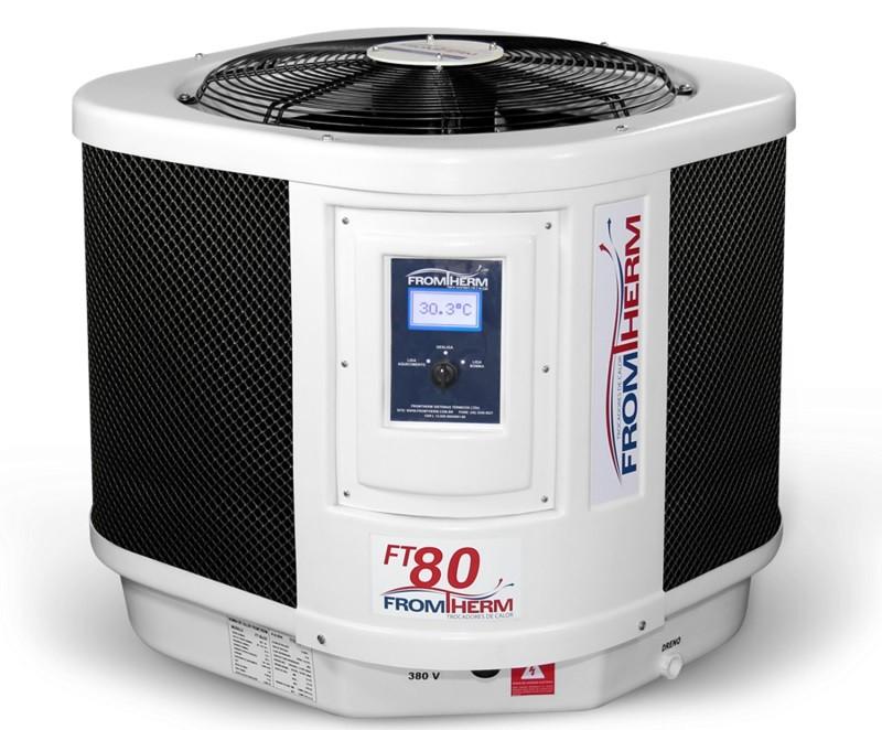 Bomba de calor Fromtherm FT80 - 80.000L