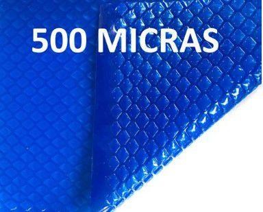 Capa Térmica para Piscina 500 Micras- Valor unitário(m²)