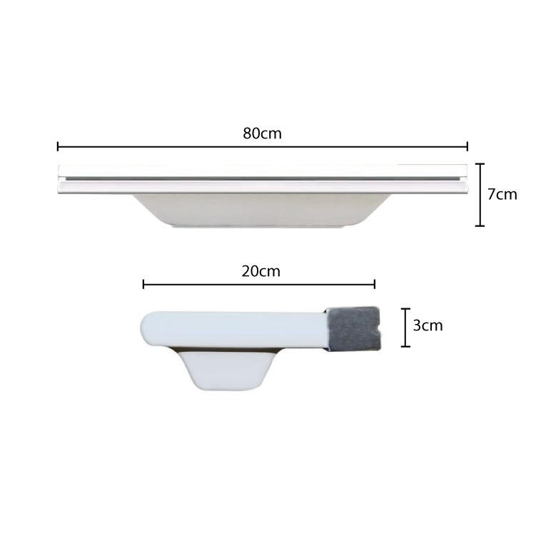 Cascata Piscina de Embutir 80cm Acabamento Inox