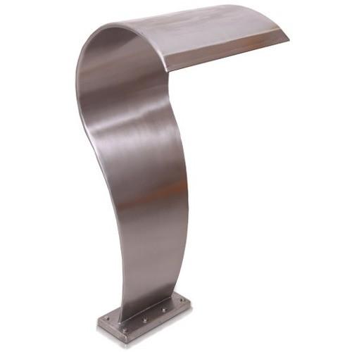 Cascata Piscina em aço inox 304 High-Tech 1,05m