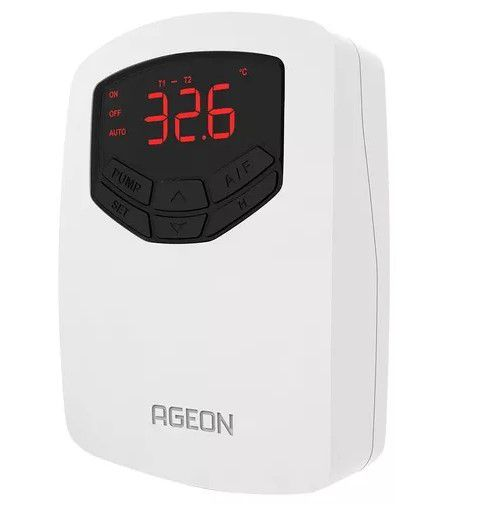 Controlador De Temperatura Digital Automasol TDI 110/220v  - suporta até 265V