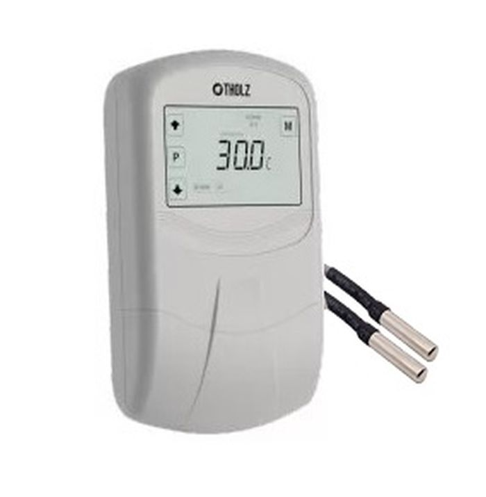 Controlador Eletrônico Diferencial de Temperatura MMZ - Tholz - 220V