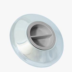 Dispositivo Aspiração para Alvenaria Inox Brustec