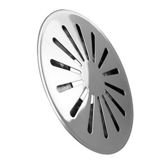 Dispositivo Dreno de Fundo Anti-Turbilhão Inox Alvenaria Tubo 50mm - Inaqua