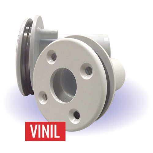 Dispositivo para Refletor Fibra/Vinil - Tholz