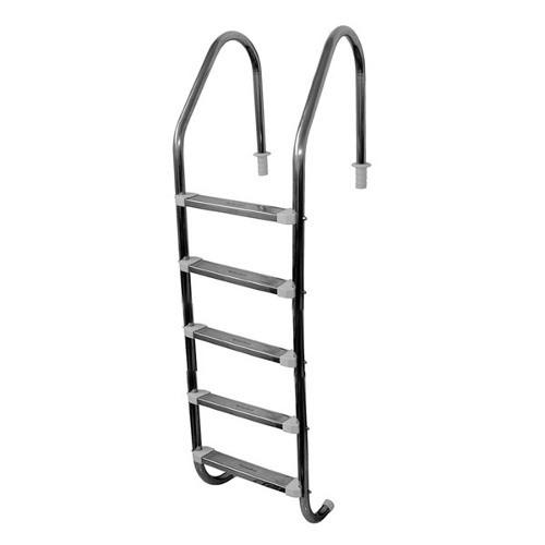 Escada para Piscina Inox 5 degraus - Inaqua