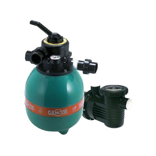 Filtro e bomba Dancor 1/4cv  para Piscinas até 17.000L