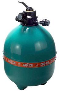 Filtro e bomba Dancor 1cv para Piscinas até 88.000L