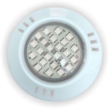 Kit Iluminação 3 Refletores e Central Sonora - Brustec