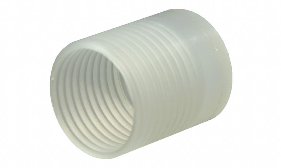 Kit Iluminação até 36m² com 3 Refletores Brustec Policarbonato 5W ABS e Central Touch