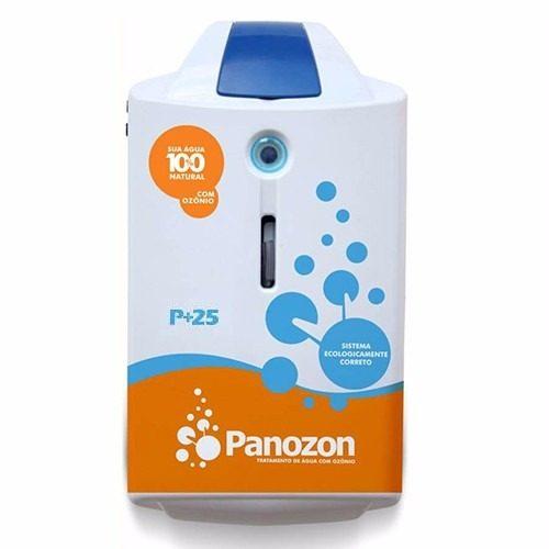 Ozonizador Piscina Panozon P+25 - 25.000L