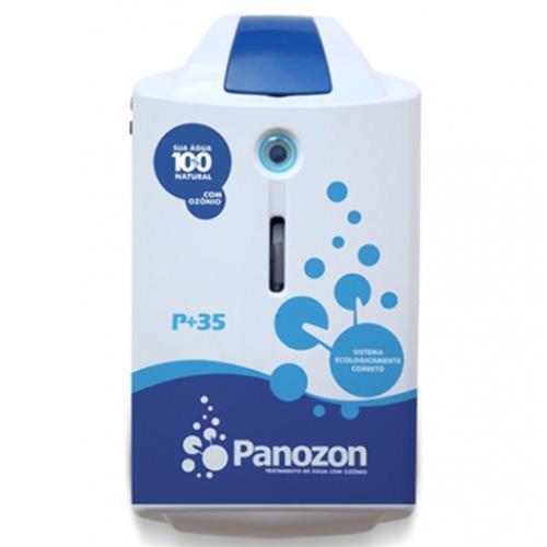 Ozonizador Piscina Panozon P+35 - 35.000L