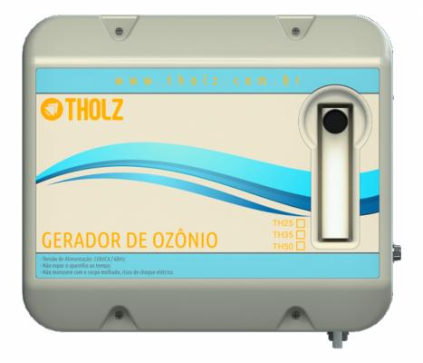 Ozonizador Piscina Tholz TH50