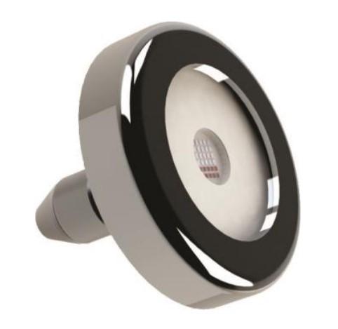 Refletor Power LED RGB 18w Inox Tholz