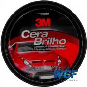 3M CERA BRILHO AUTO 200G