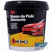 3M MASSA POLIR DIAMANTE 1 KL
