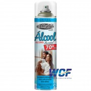 ALCOOL SPRAY AEROSSOL 400ML CENTRALSUL