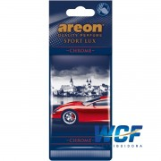 AREON MON SPORT LUX CHROME CROMO